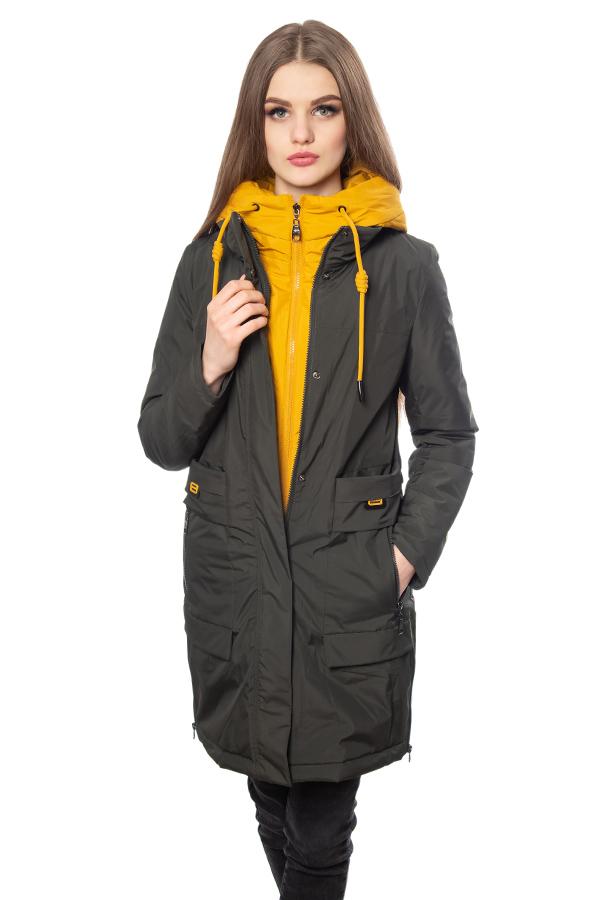83b8f90481c Женские демисезонные куртки и пальто на холлофайбере и синтепоне